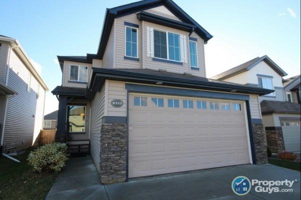 Edmonton house