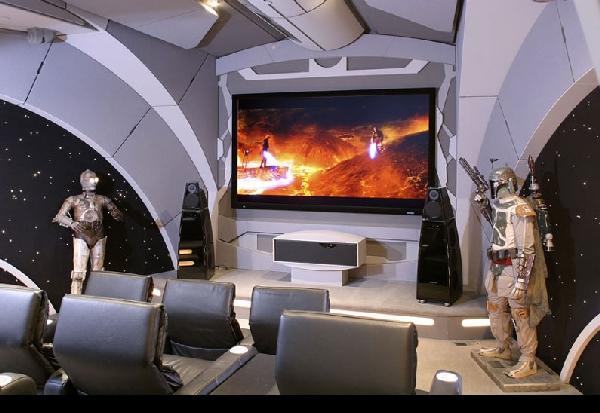 starwars room